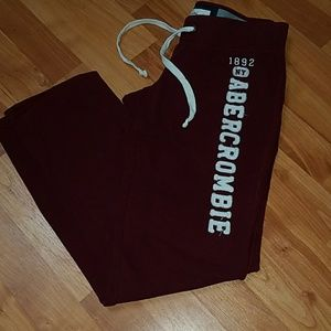 Abercrombie and Fitch yoga pants